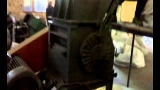 Дробилка полимеров (пластиков, пленок)(, 2012-09-13T11:56:08.000Z)