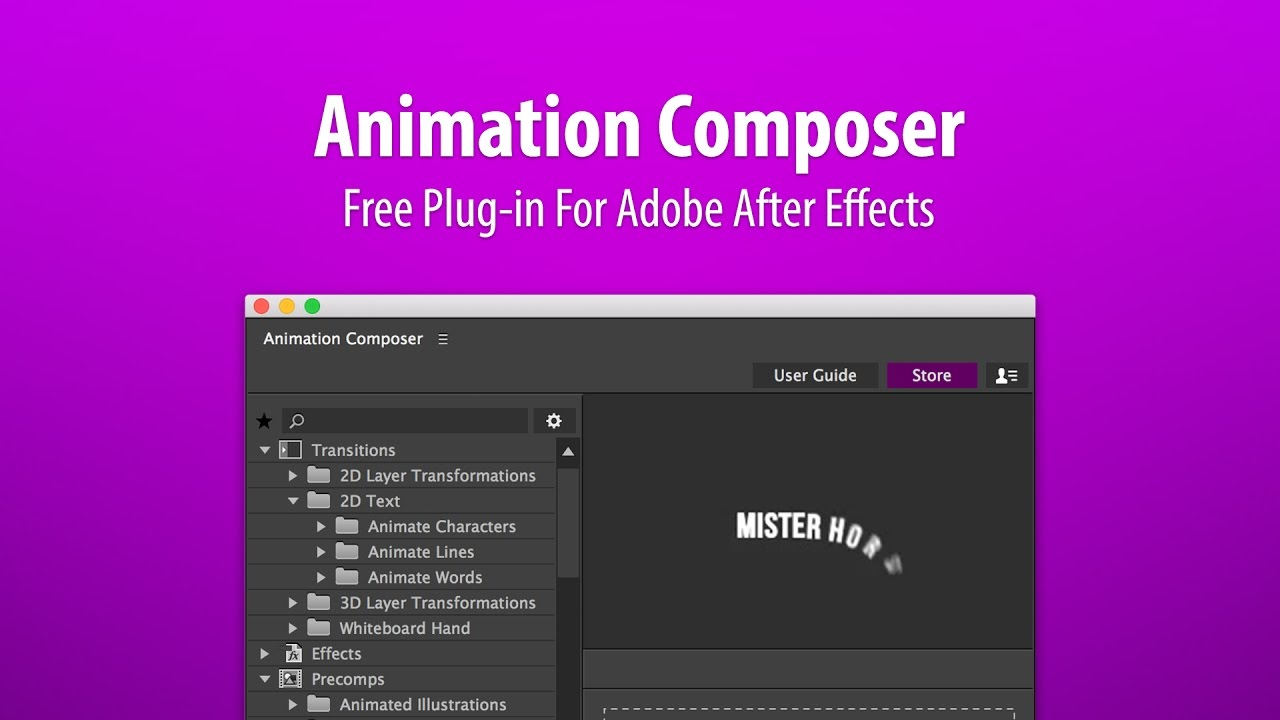 essential sound effects for animation composer free download