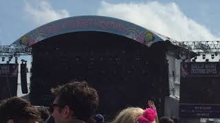 James Bay - Let It Go at Isle of White Festival