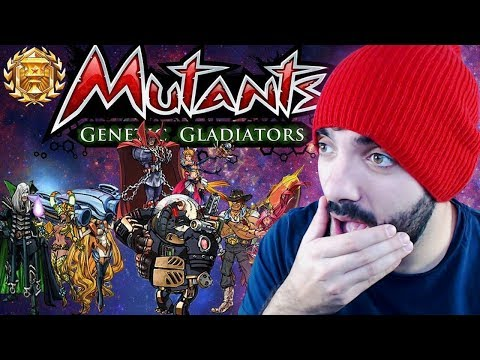 ¿UN DRAGON CITY CON MUTANTES?  ⭐️ Mutants Genetic Gladiators | iTownGamePlay