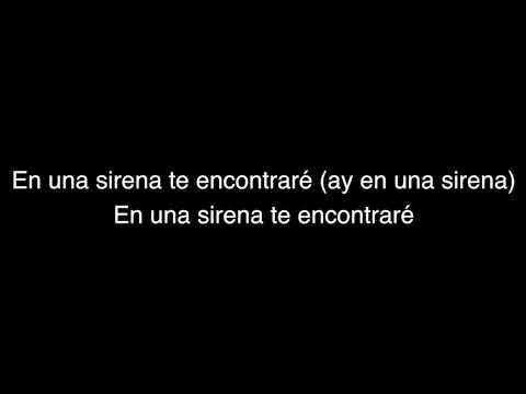 Cali Y El Dandee - Sirena (Karaoke / Instrumental Version)
