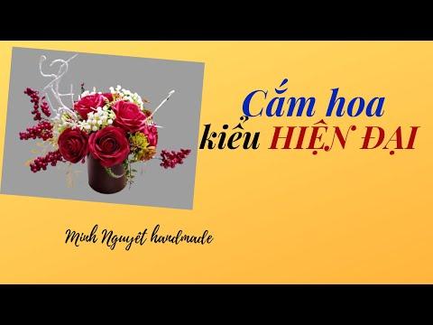 cắm hoa 20/10 tại kienthuccuatoi.com
