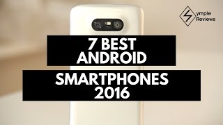 Best Android Phones 2016