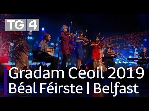 Gradam Ceoil TG4 2019   170219  Join us in Belfast for Gradam Ceoil TG4