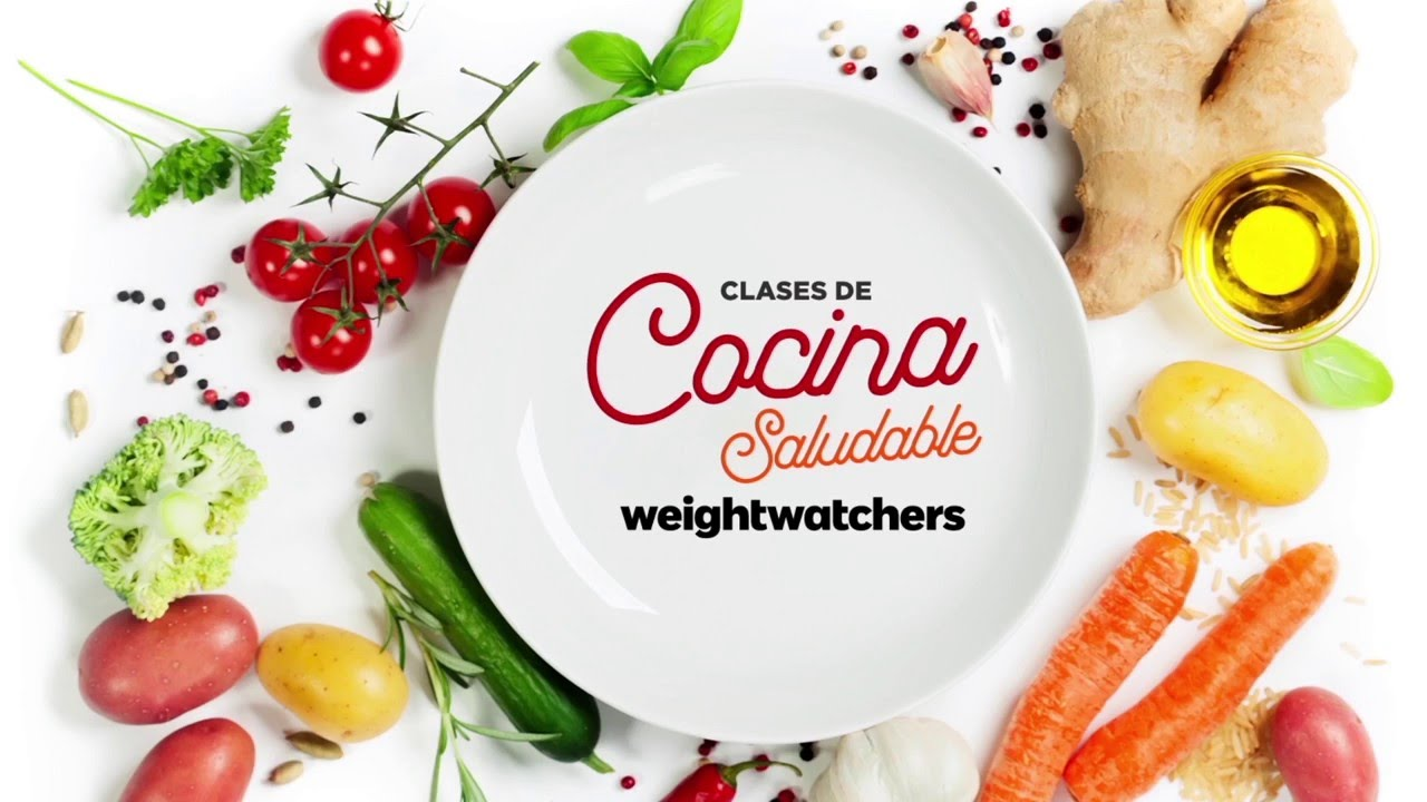 Clases de cocina saludable weight watchers youtube for Cocina saludable