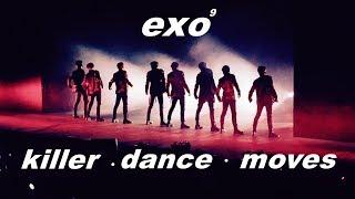 Download Video EXO   /  KILLER DANCE MOVES MP3 3GP MP4
