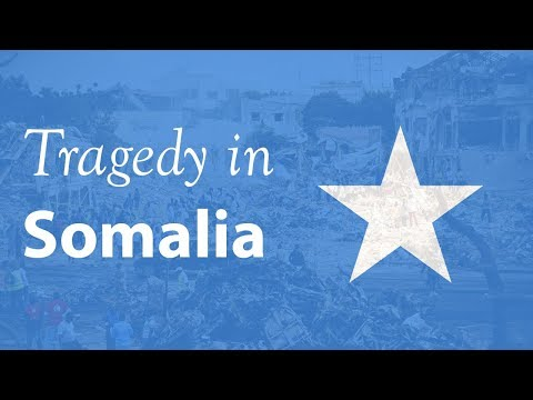 Tragedy in Somalia