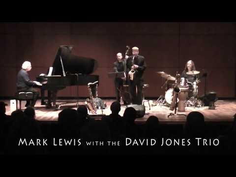Up To It, Mark Lewis with the David Jones Trio