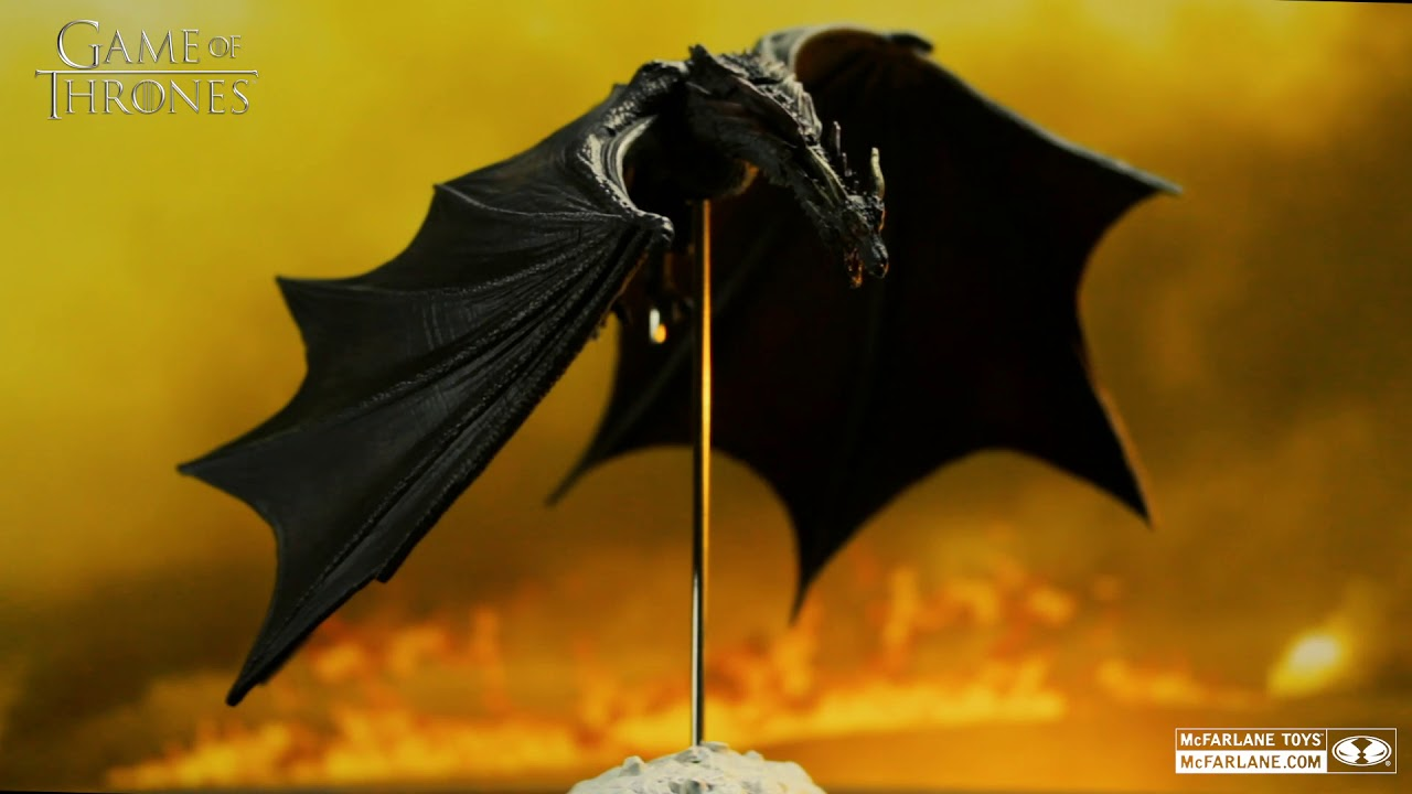 Game of Thrones Drogon Action Figure McFarlane Toys