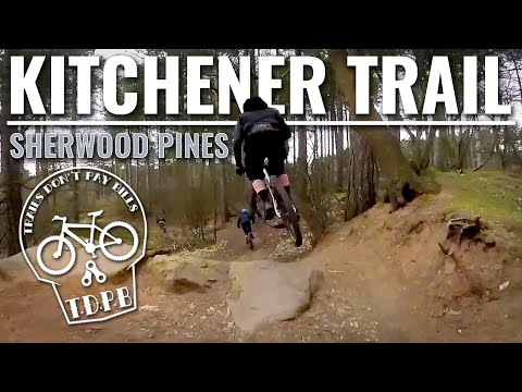 Kitchener Trail (Sherwood Pines)