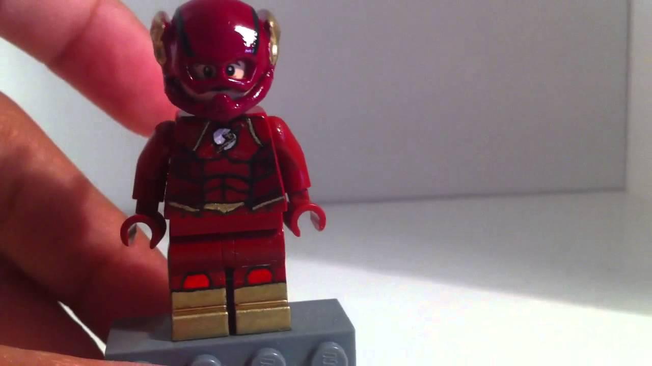 Lego Custom Flash Youtube