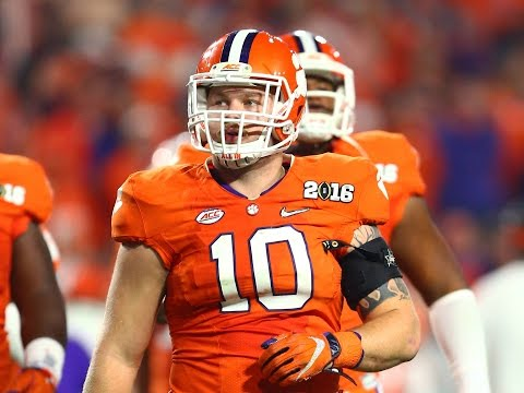Ben Boulware (Clemson LB) vs South Carolina 2015