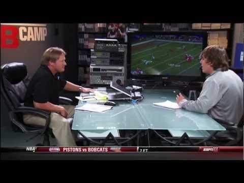 Kellen Moore On ESPN \'s Gruden\'s QB Camp