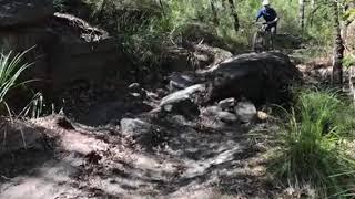 Bunnings Mountain Bike trail