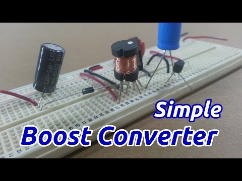 Simple Boost Converter