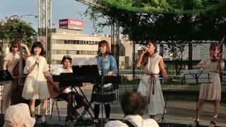 合同ステージ「歓びの種/YUKI(カバー曲)」2016/9/10 戸塚ディストルfes cafe Vol.53