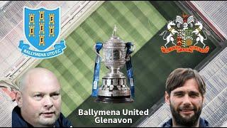 Previa y predicciones para Ballymena United vs Glenavon 20/12/2019