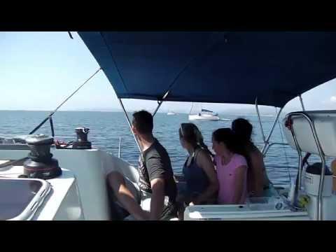 Sunsail Kefalonia Flotilla Holiday 2014