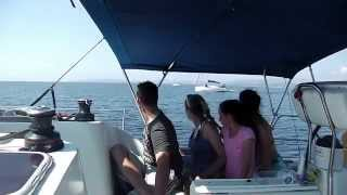 Sunsail Kefalonia Flotilla Holiday 2014