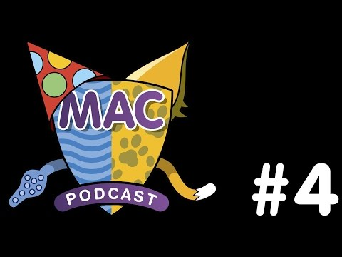 Magic Animal Club Podcast - Episode 4