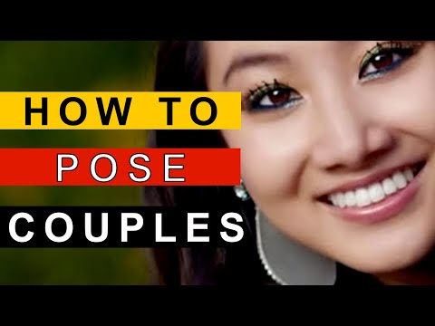 Tips For Posing Couples PhotoShoot | Engagement Photography Photoshoot
