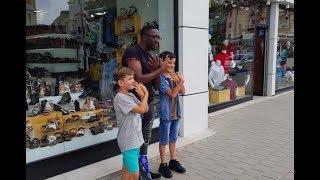 First Black Person in Kosovo 🇽🇰  Small Balkantrip   VLOG #12