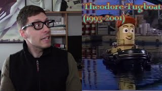 Theodore Tugboat (1993-2001) Review - Nitpick Critic
