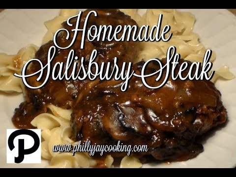 How to make salisbury steak gravy from scratch
