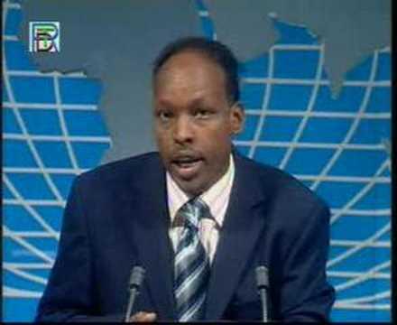 Radio and TV Djibouti - Journal en Somali September 6, 2007
