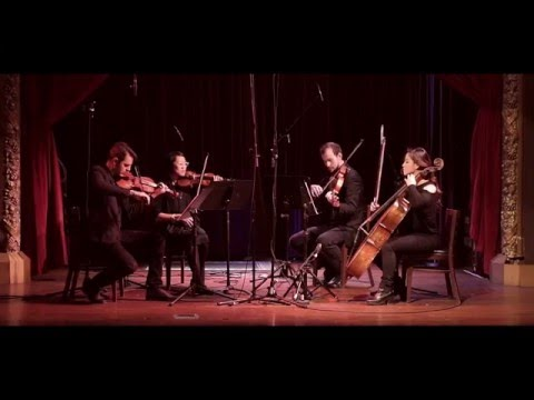 System of a Down (arr. May-Patterson): Aerials (Passenger String Quartet)