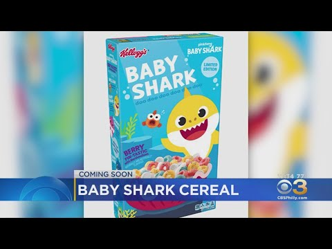 JT Bosch - Are You Ready For Baby Shark Cereal?