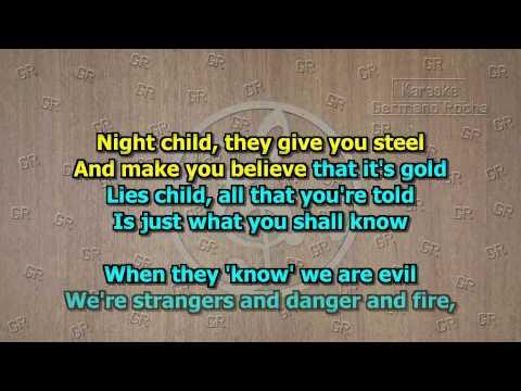 Edguy - Fallen Angels (Karaoke)