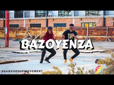 BUSISWA - BAZOYENZA | @HunganiNdlovu & @FVRealz Choreography | @SansGroup