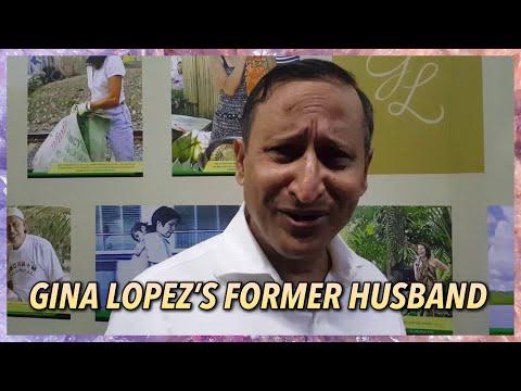 Dating Asawa Ni Gina Lopez, Napaiyak Matapos Siyang Alalahanin Nito