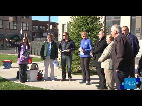 State dept. of Conservation Visits Hazleton - SSPTV News