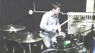 Starset Back to the Earth Drum Cover