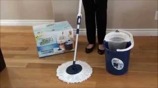 2015 Twist and Shout Mop™ - #1 Top Rated Mop on Amazon.com - Award Winning Newest Spin Mop