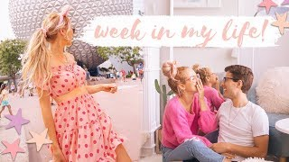 WEEK IN MY LIFE | Meal ideas, work, & being productive! ✨