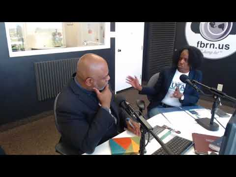 The Commish Radio Show with Ed Gray: Guest Bernadette Nutal