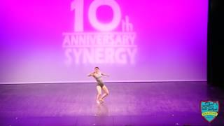 MYAH MCCARTHY- Synergy Dance Competition 2017