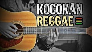 Gampang Banget Tutorial Gitar Kocokan Reggae Part 1 - Mohammad Sidiq