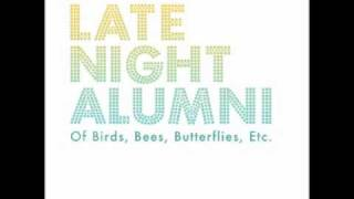 Watch Late Night Alumni Whats In A Name video