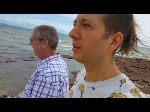 7 Aug 2017 - Walking Dongtan Beach (construction updates) w/ Jomtien Walking Group Pattaya Thailand