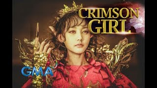 Gambar cover Crimson Girl on GMA-7