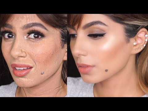 HOW TO PREVENT CAKEY FOUNDATION l Full Proof Tips For Every Skin Type