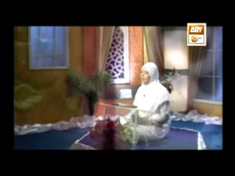sun lo aye peeron ke peer (SAHAR AZAM QTV)2012