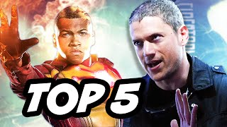 Legends of Tomorrow Episode 3 - TOP 5 WTF and Easter Eggs