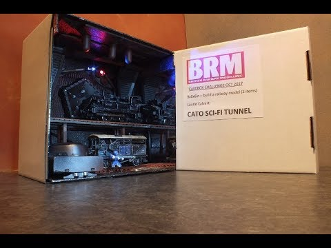 Cato Sci-Fi Tunnel - The BRM Cakebox Challenge 2017 Mp3