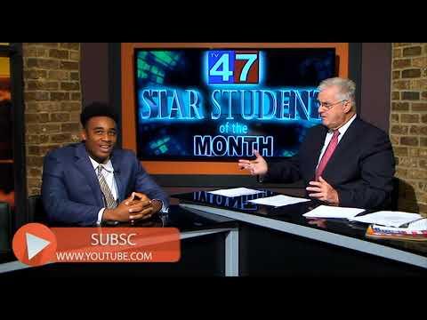 Star Student, Roger Burns, Jr. 9/6/2017