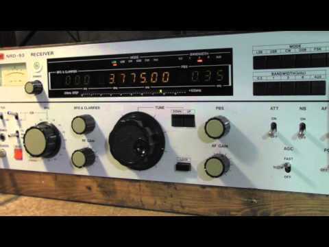 JRC NRD-93   receiver  Northern ..NET
